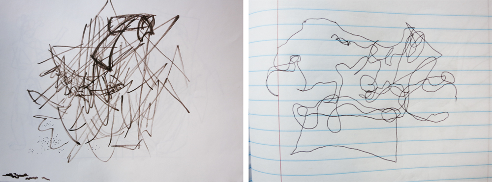 Left: by Suzi Grossman, Right: by Alex Taylor