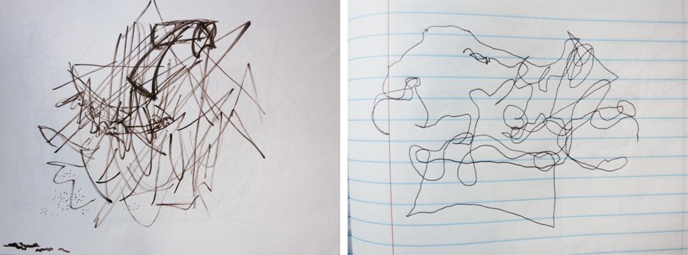 Left: by Suzi Grossman, Right: by Alex Taylor