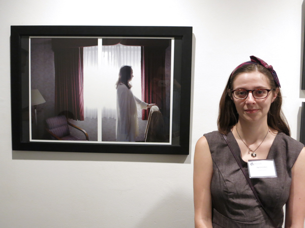 Me with my photo :)