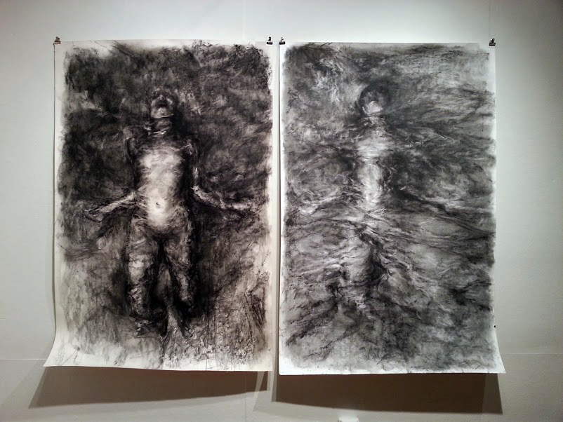 Drawings by Anne Pfaff