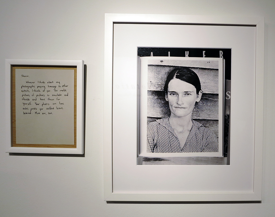 """After Sherrie Levine, After Walker Evans, 1981, 2013"""