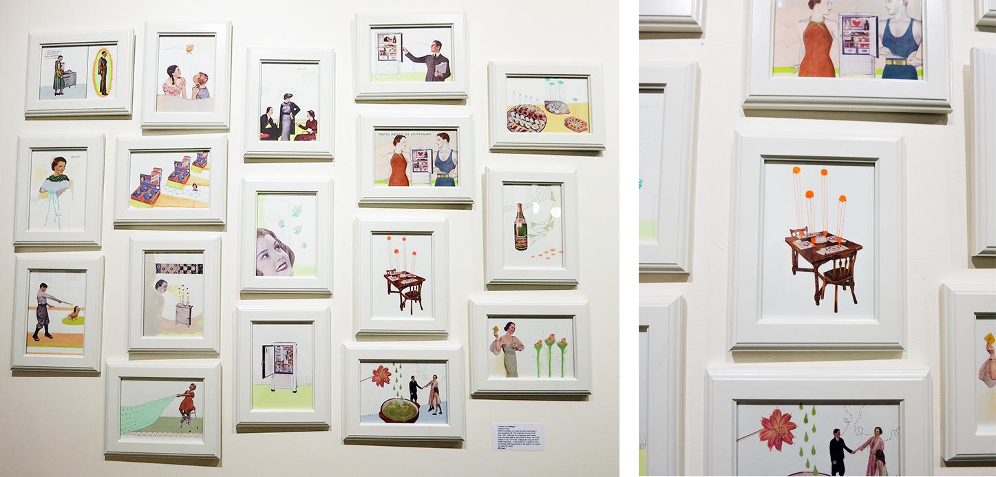 """""""Collage-A-Day"""" by Erica von Schilgen"""