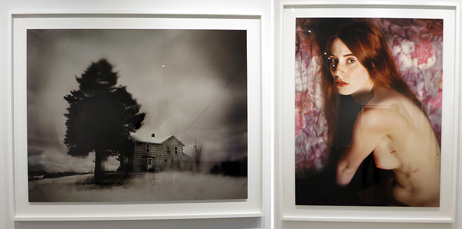 """Todd Hido """"Excerpts from Silver Meadows"""""""