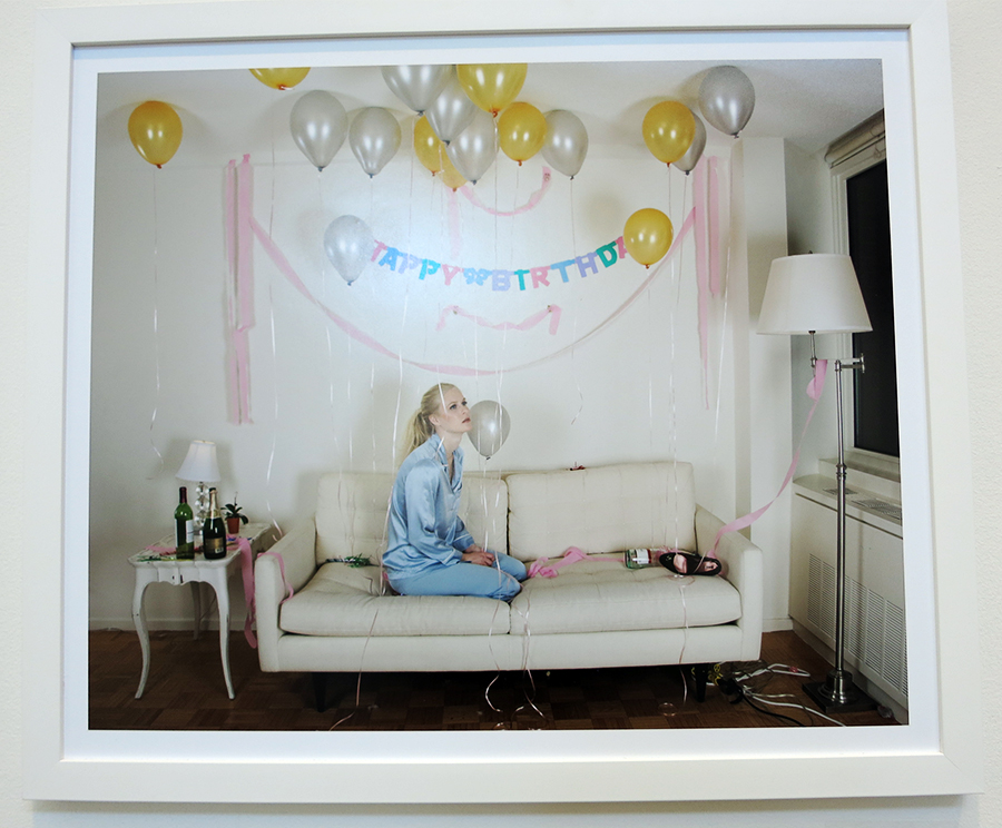 """Bittersweet Birthday"" by Madeline Muhlberg"