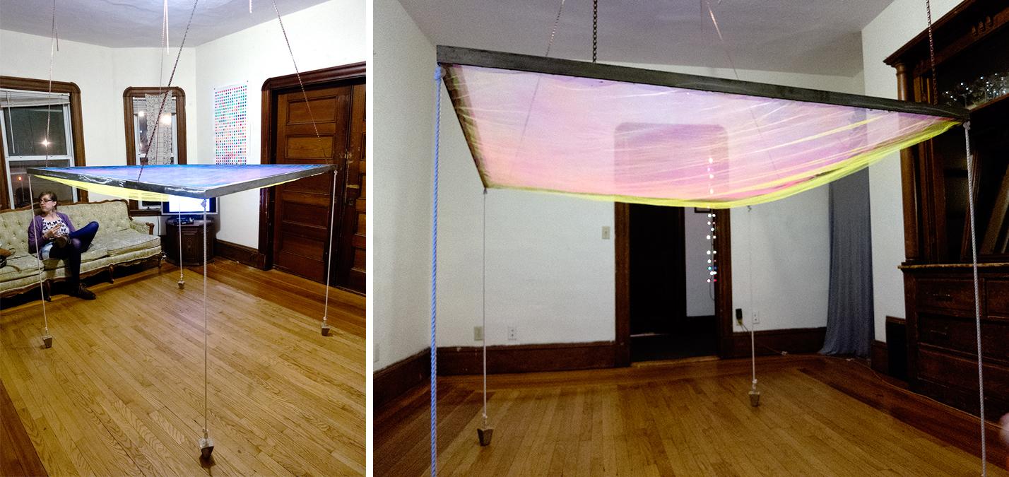"""Anologue Hologram"" by Joel Seidner"