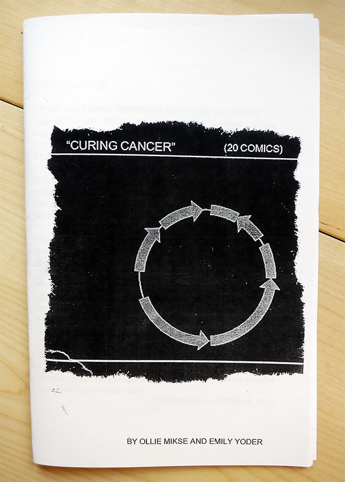 """Curing Cancer"" by Ollie Mikse and Emily Yoder"